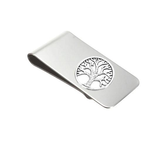 Tree of Life Money Clip - Jewelrylized.com