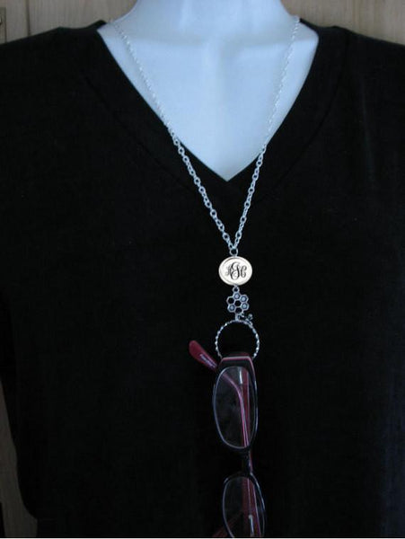Sonogram Lanyard, Baby Eyeglass Chain - Jewelrylized.com