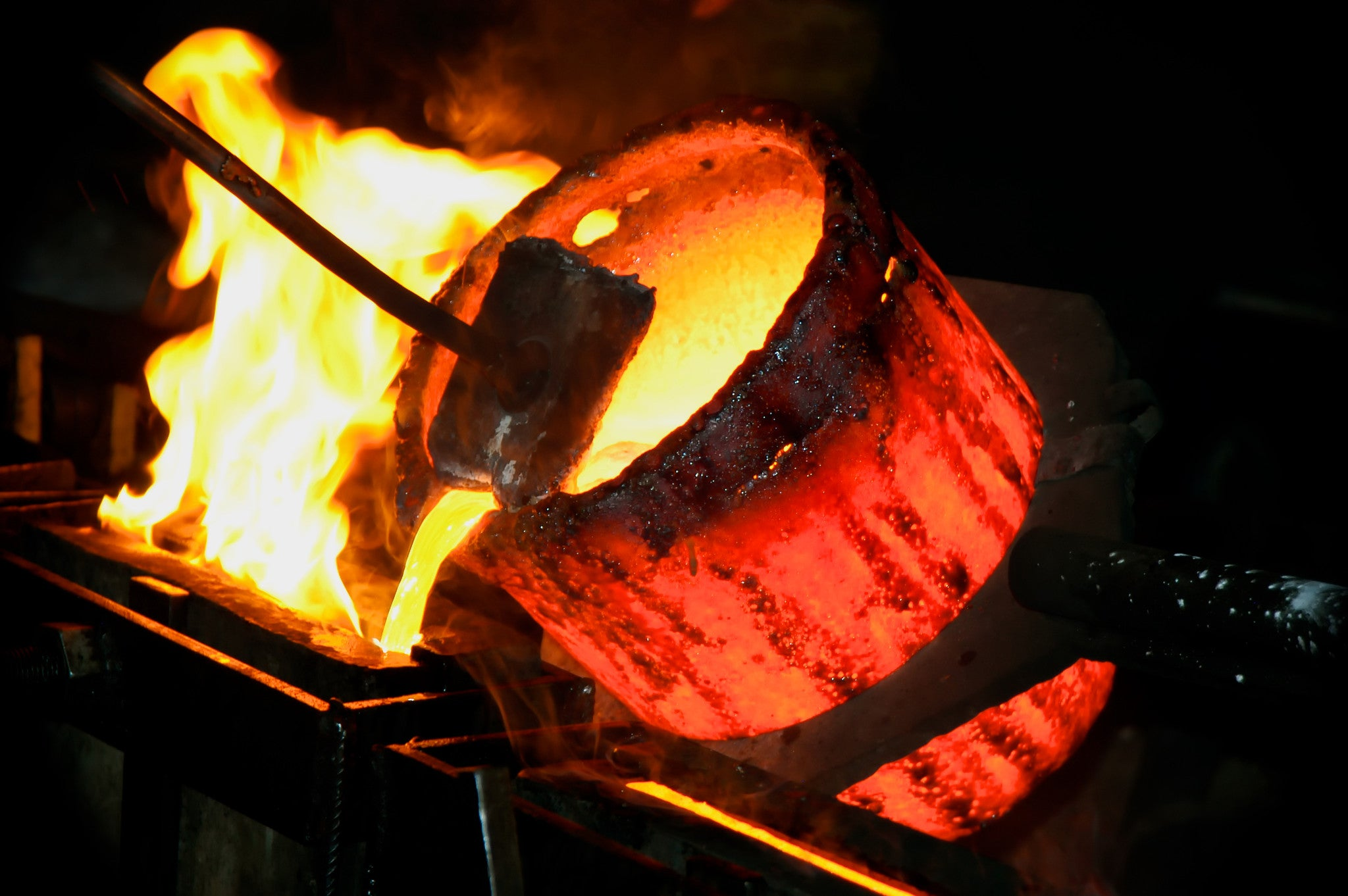 Copper Smelting