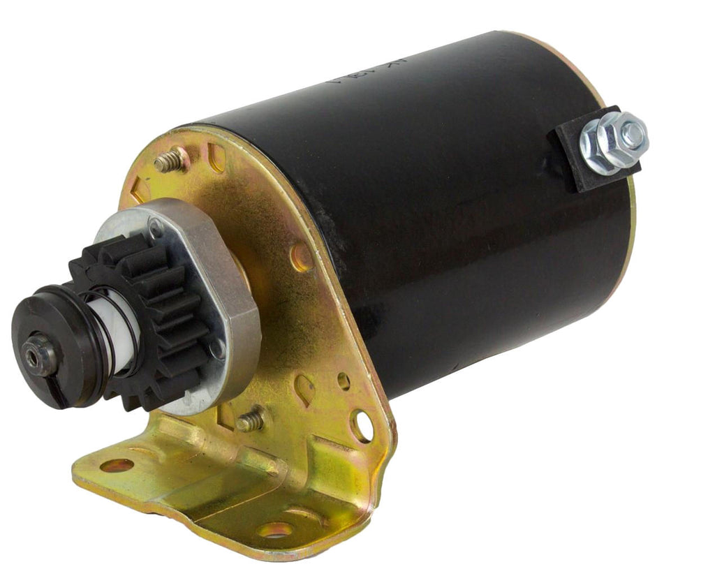 New 12 Volt 15 Tooth Starter Motor for 16-21HP Briggs & Stratton Arctic Cat UTV