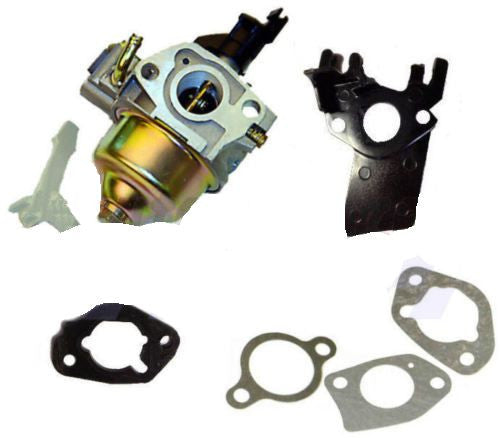 Honda GX160 5.5HP Adjustable Carburetor 4 Gasket Set for Gas Engine GX 160 NEW
