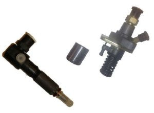 10HP 186 Diesel Fuel Injector Nozzel And Pump Fits Yanmar & Chinese Engine - AE-Power