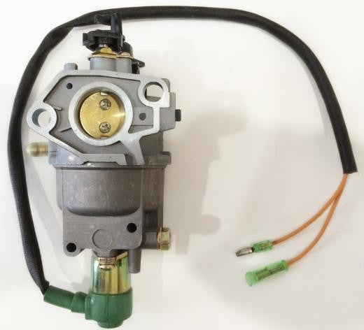 Gas Engine Generator Carburetor ETQ TG72K12 TG8250 420CC 14HP with Solenoid