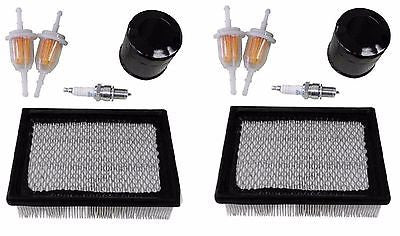 2 Pack Club Car Golf Cart Tune Up Kit DS Cart 1992 & Up Oil Filter Kit New