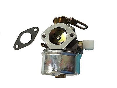 CARBURETOR TECUMSEH 632107A HSSK40 HSSK50 HS50 LH195SA Snow Blower / Thrower - AE-Power