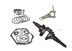 HONDA GX390 GENERATOR ROLLER KIT WITH LONG CRANKSHAFT PISTON RINGS CON ROD - AE-Power