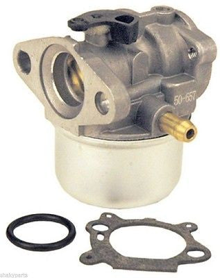 Briggs & Stratton 799868 Carburetor Replaces 498254 497347 497314 With O-Ring