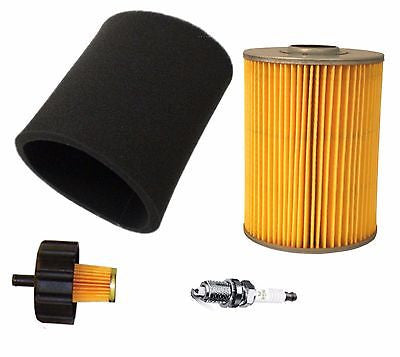 NEW YAMAHA G2 G9 G11 4 CYCLE GAS GOLF CART TUNE UP KIT 1985-1994 AIR FUEL FOAM