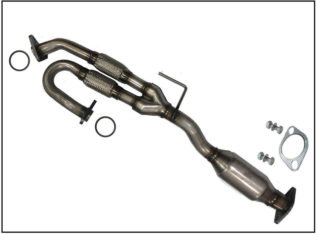 2003 2004 2005 2006 2007 Nissan Murano Catalytic Converter Set 3.5L Direct-Fit