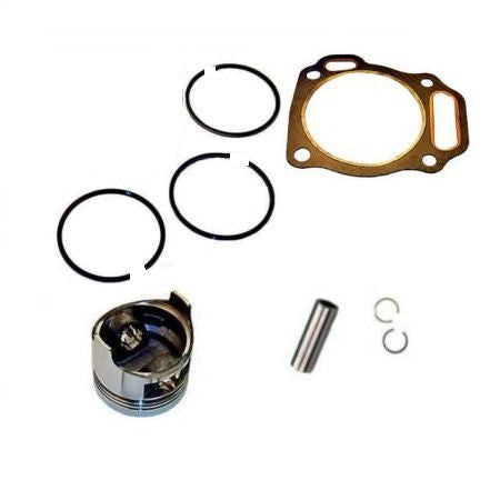 Honda GX340 11 hp PISTON &  RINGS & FREE HEAD GASKET