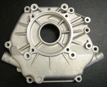 NEW Honda ENGINE SIDE COVER CRANKCASE COVER FREE GASKET FITS GX340 11HP - AE-Power