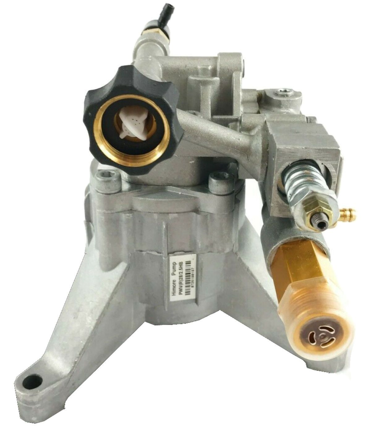 Commercial 2700 PSI Pressure Washer Water Pump Excell EX2RB2321 Upgrade