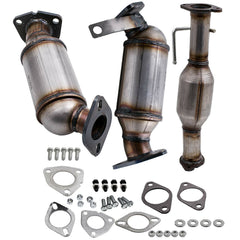 2009-2011 for GMC Acadia 3.6L Front Driver/Passenger/Rear Catalytic Converter - AE-Power