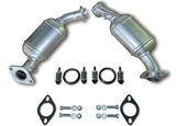 For 2004-2007 Cadillac CTS Catalytic Converter Set 2.8L & 3.6L A & B