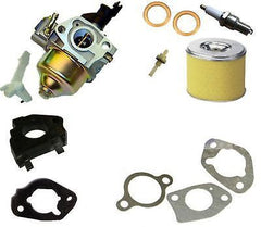 Honda GX340 11HP Carburetor Air Filter Gasket Set Honda 11 HP Gasoline Engines