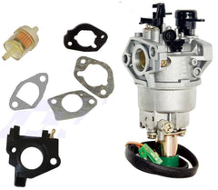 Carburetor W/ Solenoid Fits Honda GX390 gx340 13HP Chinese 188F Generator Engine - AE-Power