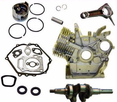 New Honda GX390 GX340 Upgrade Kit To 16HP W/ Crankshaft 11HP 13HP Full Power Big
