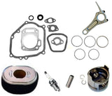 Honda GX390 13 hp ENGINE OVERHAUL KIT Pistons CLIPS AIR FILTER GASKET SET