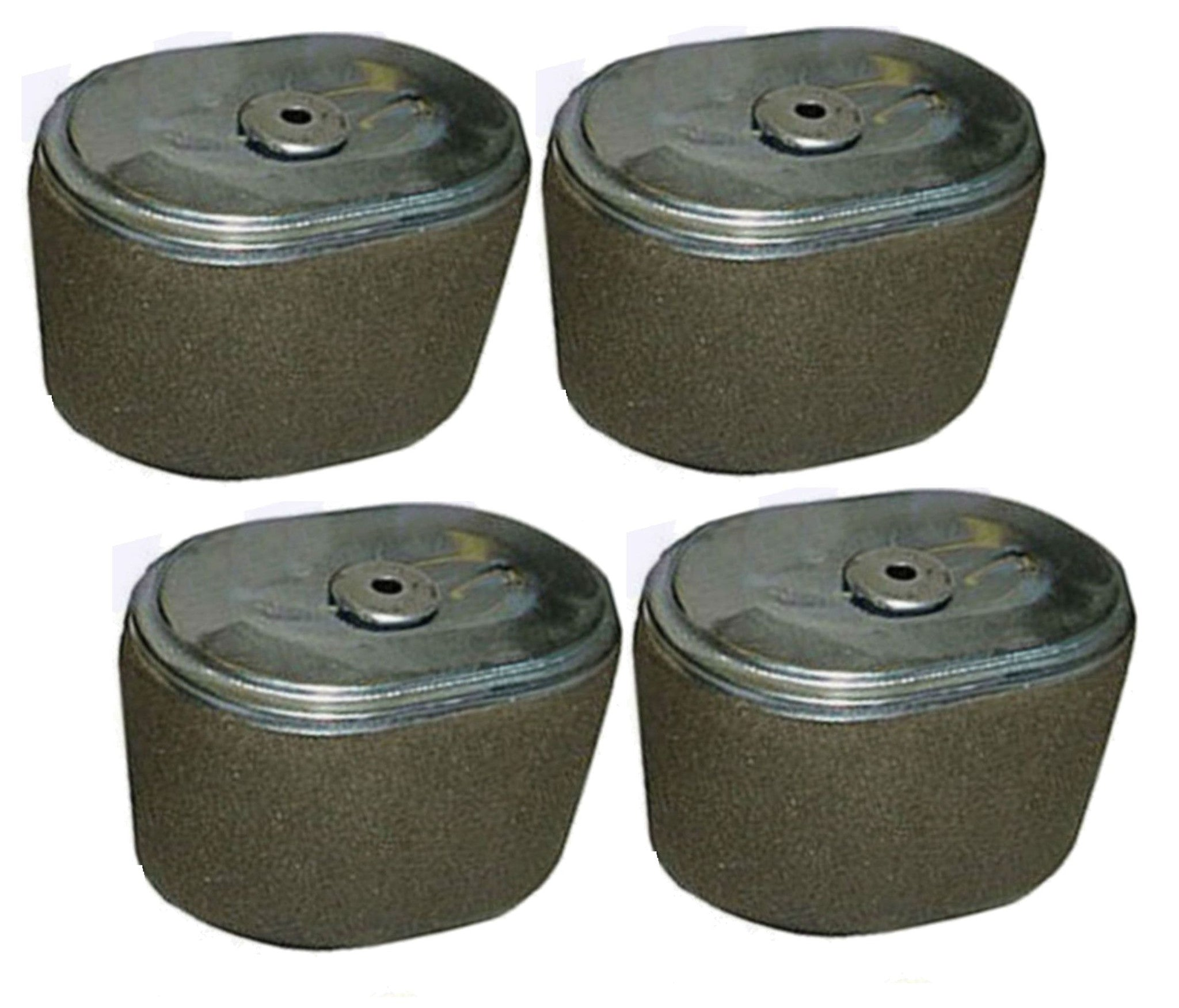 SET OF 4 FITS HONDA GX340 11 hp AIR FILTER 11HP ENGINE - AE-Power