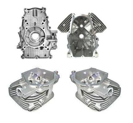 NEW Crankcase Cylinder Block Side Cover and Head FITS Honda GX620 20HP V Twin