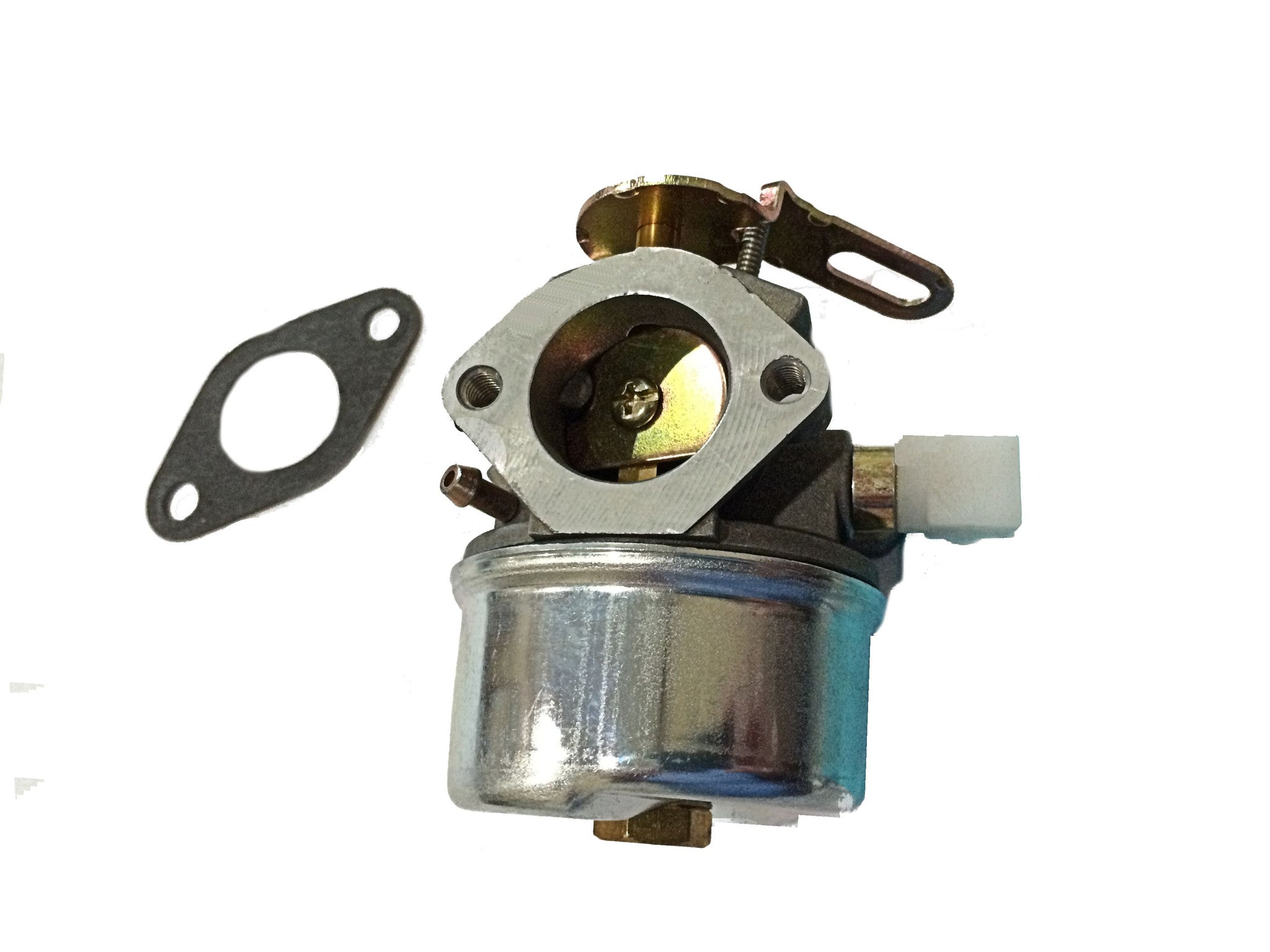 CARBURETOR SNOW BLOWER TECUMSEH 640084 640084A 640084B MTD 31A-611D000 W/ GASKET