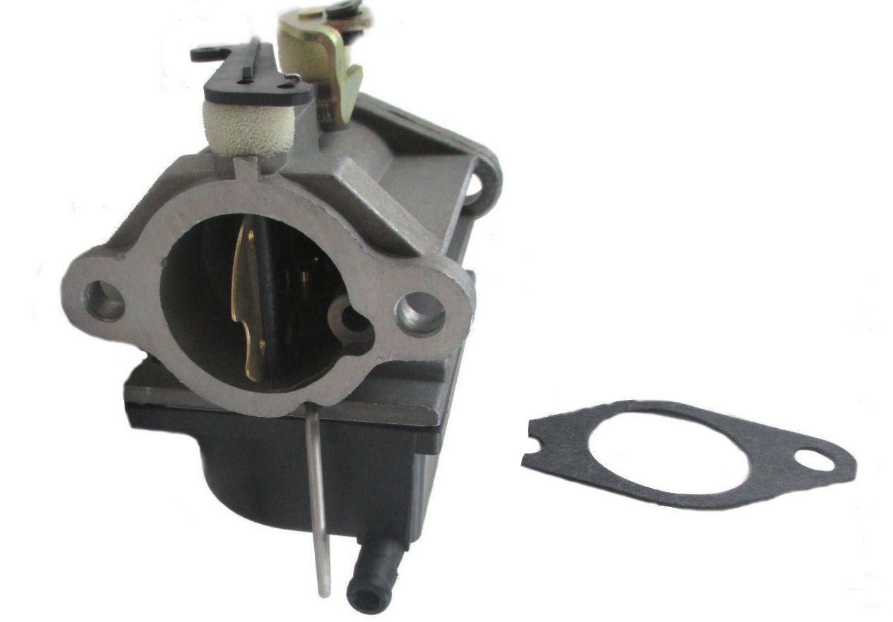 Carburetor For Tecumseh 640330A OV490 With Fuel Shut Off Solenoid & Free Gasket