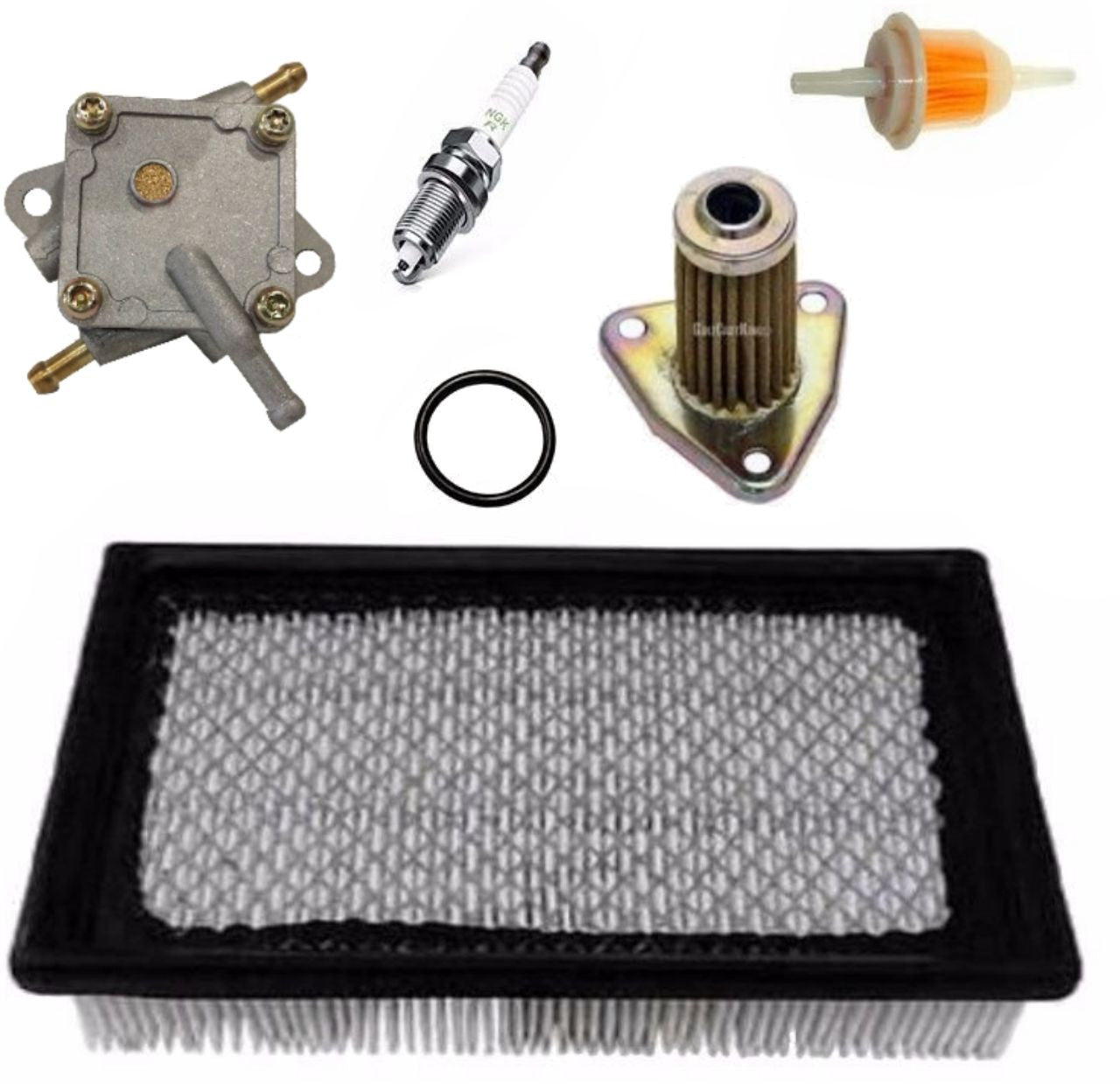 E-Z-GO Marathon Golf Cart Tune Up Kit 1991-1994 4 Cycle Gas Fuel Pump