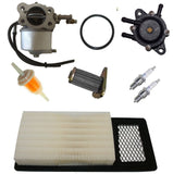 Golf Cart Tune Up Kit 94-05 4 Cycle E-Z-GO TXT, Medalist Carburetor Fuel Pump Filters Spark