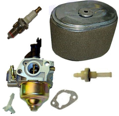 Honda GX340 11HP Carburetor & Air Filter Spark Plug Fits Honda Gasoline Engine