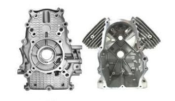 NEW Crankcase Cylinder Block and Side Cover FITS Honda GX620 20HP V Twin - AE-Power