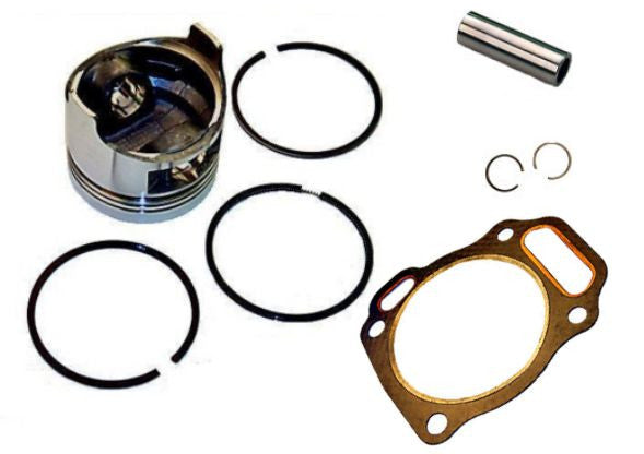 Honda GX390 13 hp PISTON &  RINGS & FREE HEAD GASKET