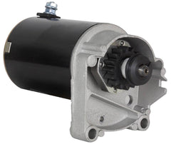 New 12V 16 Tooth Starter Motor for Briggs & Stratton Cub Cadet Mowers 14-18HP - AE-Power