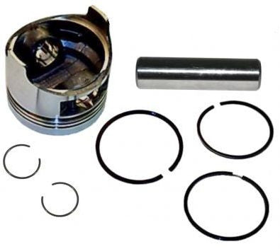 Honda GX390 13 HP .25 mm Over Standard Sized Bore Piston with Clips Pin Rings