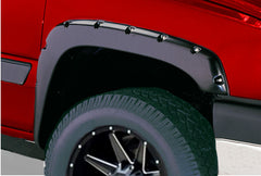 1999 -2006 Chevrolet Silverado 2500 HD Pocket Style Fender Flares Smooth Finish, Set of 4 - AE-Power