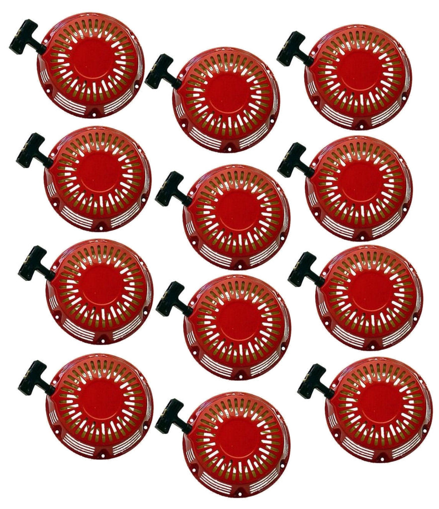 12 X Honda GX200 6.5 Hp Recoil Assembly Fits 6.5Hp Engine Steel Ratchet