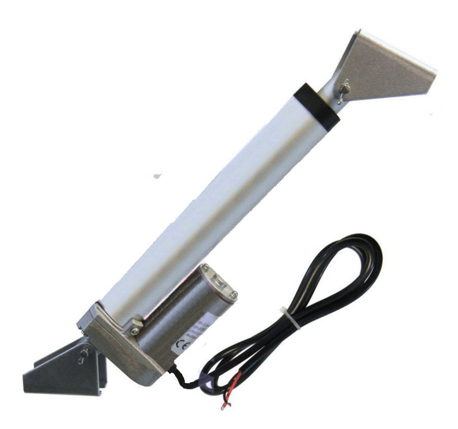 "20"" inch Linear Actuator w/ Brackets Stroke 12V 200 pound lb max Heavy Duty 12V - AE-Power"