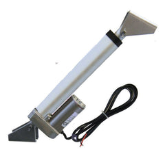 "14"" Linear Actuator w/ Angle & Mounting Brackets Heavy Duty Stroke 12V 200lb Max - AE-Power"