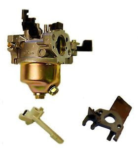 New Honda GX160 GX200 5.5HP 6.5HP Carburetor with Carburetor Insulator - AE-Power