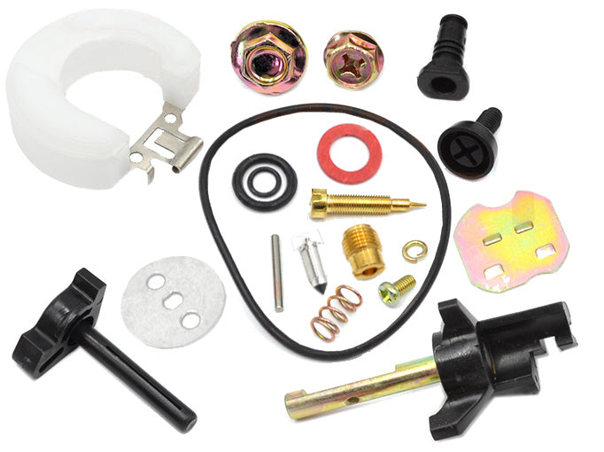 New Honda GX200 Carburetor Repair Kit Fits 6.5HP Engine