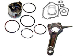 GX200 Honda Piston Kit With Pin Rings Connecting Rod Full Gasket Set