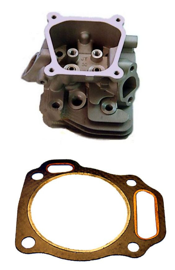 NEW Honda GX200 6.5 HP CYLINDER HEAD FITS 6.5HP ENGINE AND GASKET