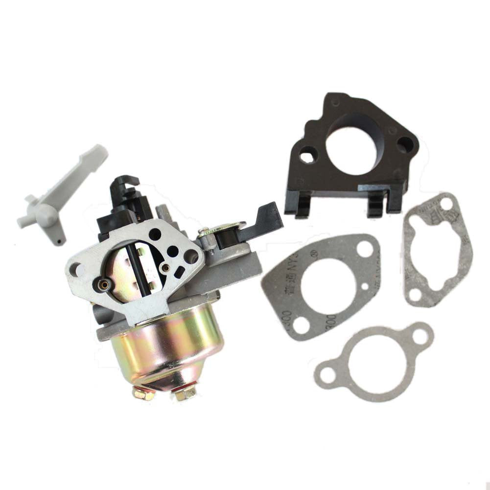 HARBOR FREIGHT GREYHOUND CARBURETOR 196CC 6.5HP LIFAN - 66014 66015 With Gaskets