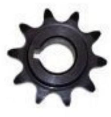 "10 Tooth Sprocket Gear 40 41 5/8"" Go Kart Fits Comet Tav2 30 For Manco Yerf Dog - AE-Power"