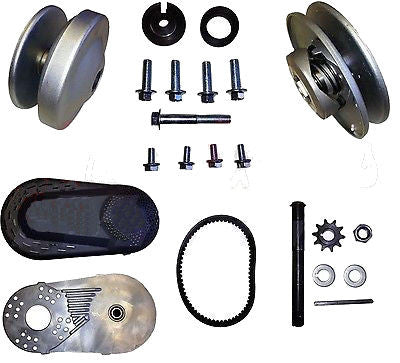 "Torque Converter 3/4"" 30 series #41 Replaces Comet 218353 TAV2 Mini Bike Go Kart - AE-Power"
