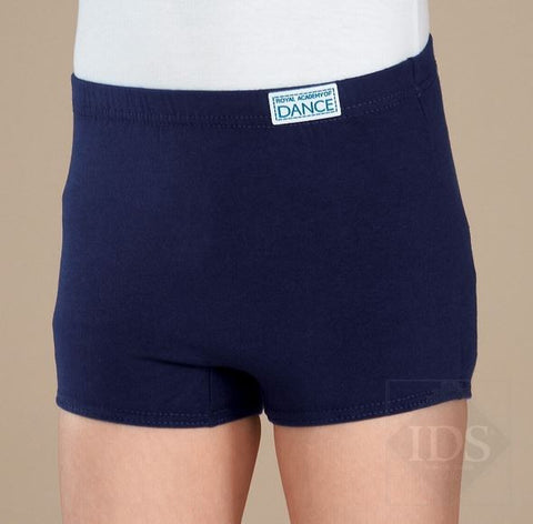 Royal Academy of Dance Fitted Ballet Shorts