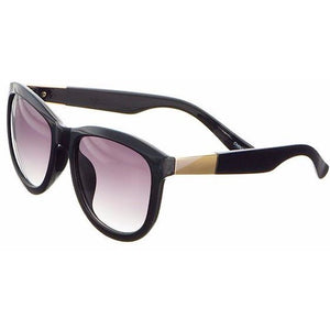 Matte Black Sunglasses - Obsessive Shoe Addict