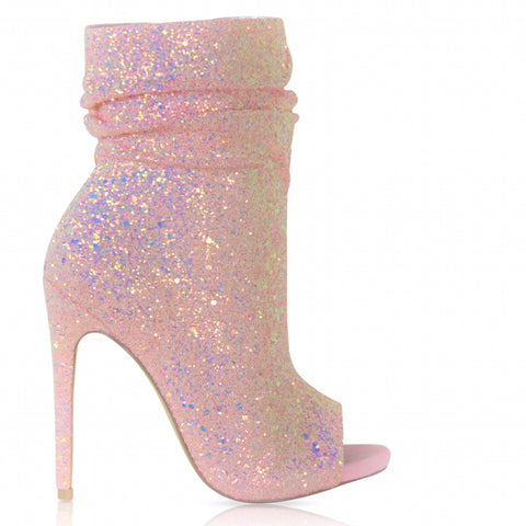 Pink Spotlight By Nelly Bernal - Obsessive Shoe Addict