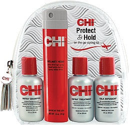 CHI Protect & Hold On The Go Styling Kit - Obsessive Shoe Addict