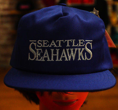 Seattle Seahawks Snap hat DS w'tags World Champs