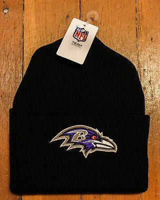 Vintage NFL Baltimore Ravens Ray rice football player rad winter beanie hat cap